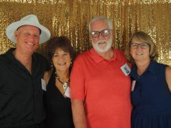 Bob and Deborah Shepherd, Doug Kraai and Sheri Klassen
