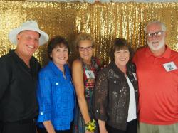 Bob Shepherd, Kathy Wright Newbury, Jill Dykhouse Hutchinson, Wendy Wright Beck, Doug Kraai