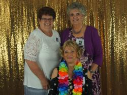Candy Bellaire Brown, Cathy Francik Lutz, and Diane Kiebach Young